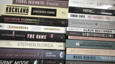 Wat lees jij op dit moment?