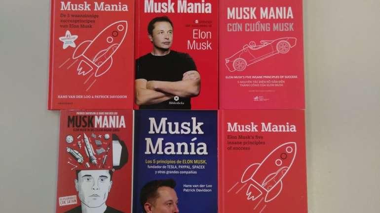 Musk Mania nu ook verkrijgbaar als e-book én als luisterboek