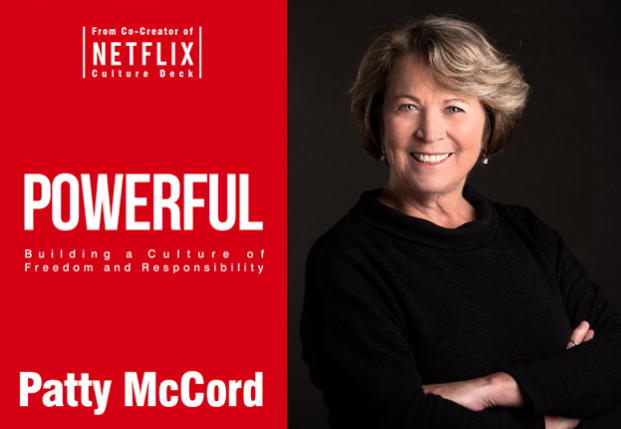 Leestip: Patty McCord (Powerful) over de Netflix-cultuur