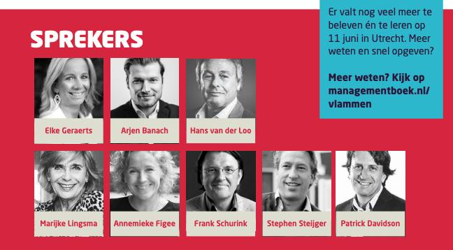 Samen Vlammen, seminar op 11 juni 2020