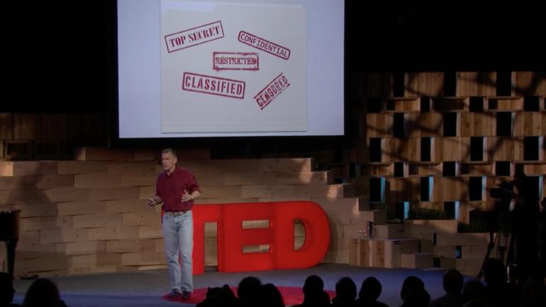 Kijktip van 6 minuten: Stanley McChrystal over het belang van informatie delen