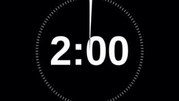 Uitstelgedrag aanpakken? Hanteer de tweeminutenregel