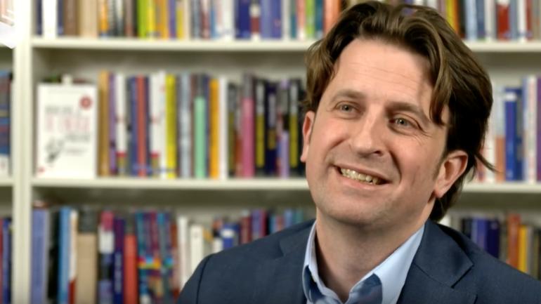 Video: Patrick Davidson over Waar haal je de energie vandaan?