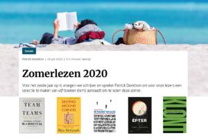 Zomerlezen 2020 - Patrick Davidson