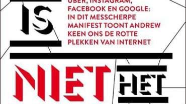 Internet is niet het antwoord (boekbespreking)