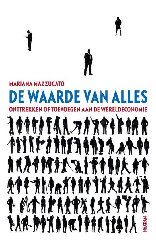 Mariana Mazzucato - boek - De waarde van alles