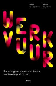 Werkvuur, de cover van het boek